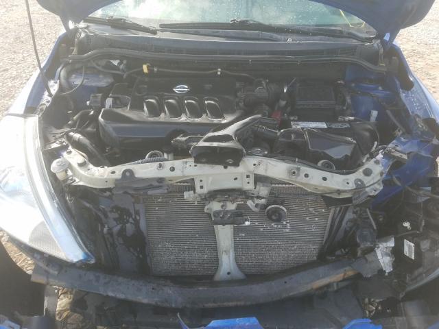 2011 NISSAN VERSA S 3N1BC1CP2BL434749