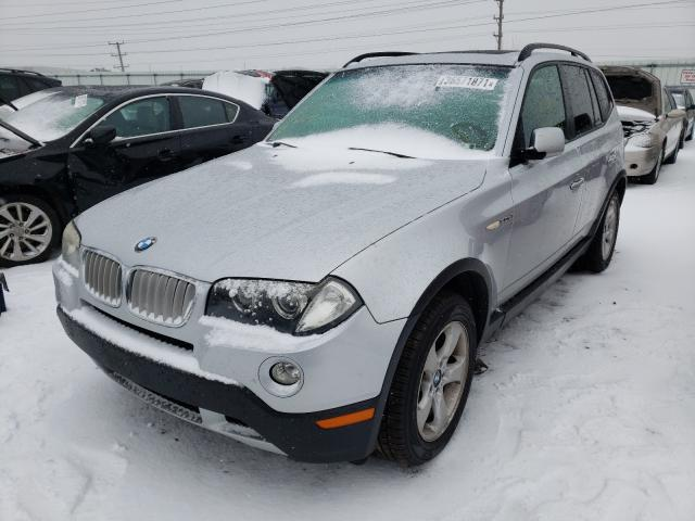 2007 BMW X3 3.0SI - Left Front View