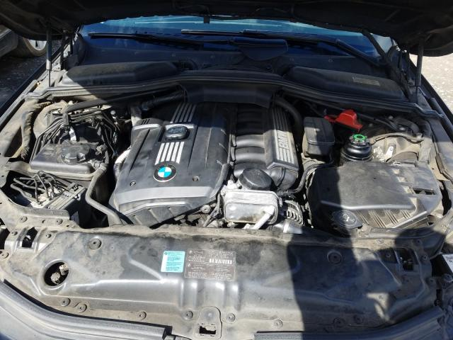 2010 BMW 5 series   Vin: WBANU5C50AC366312