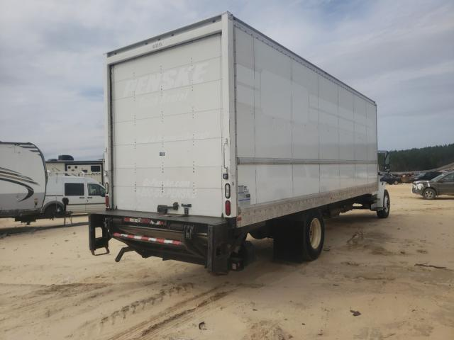 2017 FREIGHTLINER M2 106 MED - Right Rear View