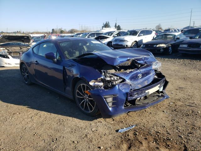 Salvage cars for sale from Copart Eugene, OR: 2019 Toyota 86