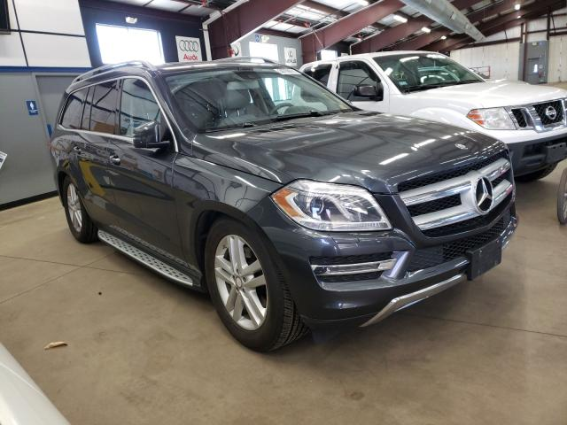 Mercedes-Benz salvage cars for sale: 2015 Mercedes-Benz GL 450 4matic