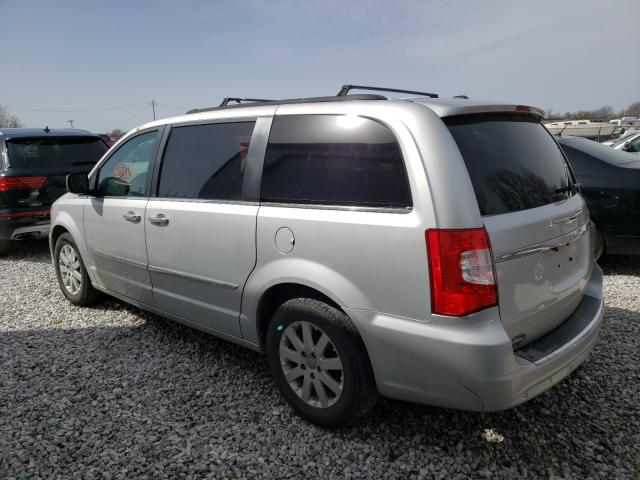 2011 CHRYSLER TOWN & COU - Right Front View
