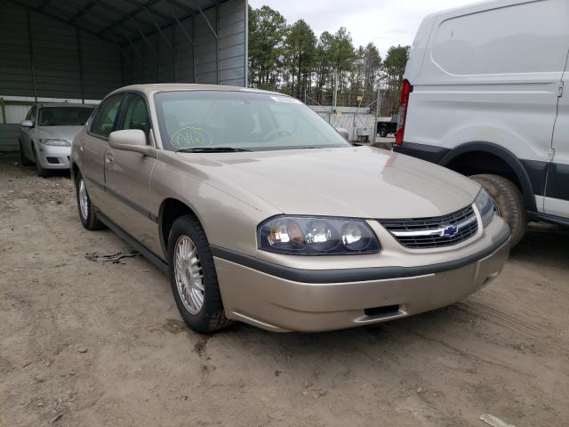 2001 Chevrolet Impala en venta en Seaford, DE
