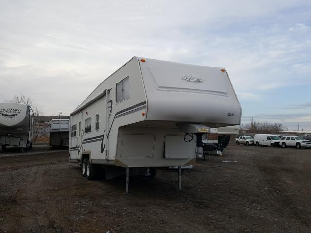 R-Vision salvage cars for sale: 2000 R-Vision Trailer