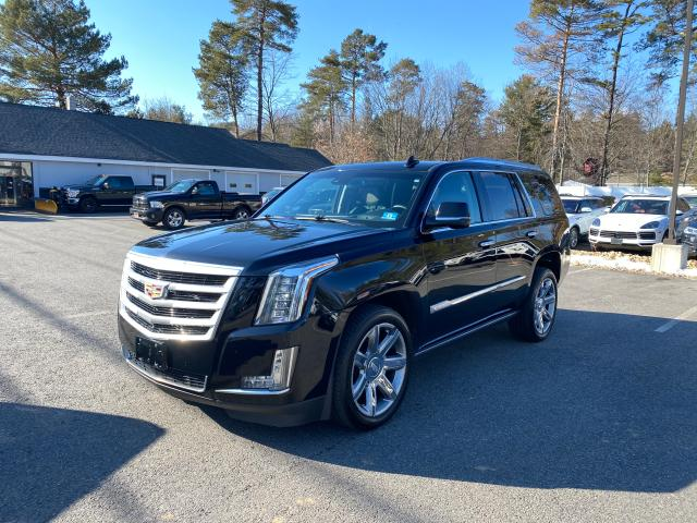 Cadillac Escalade P salvage cars for sale: 2015 Cadillac Escalade P