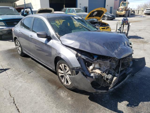 Salvage cars for sale from Copart Anthony, TX: 2013 Honda Accord LX