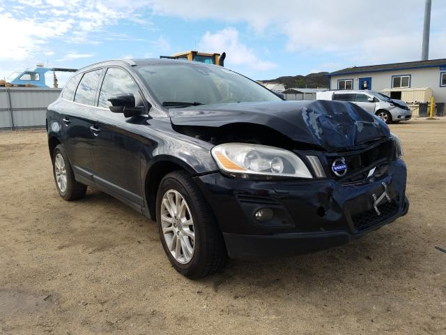 Salvage cars for sale from Copart Kapolei, HI: 2010 Volvo XC60 T6