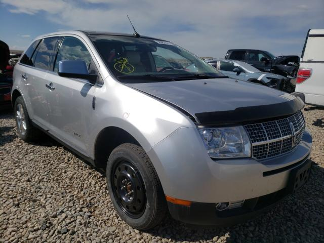 Lincoln salvage cars for sale: 2010 Lincoln MKX