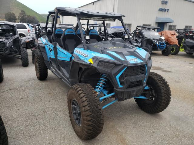 Salvage cars for sale from Copart Colton, CA: 2020 Polaris Razor