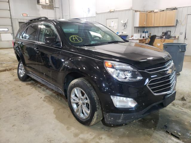 Chevrolet Equinox salvage cars for sale: 2017 Chevrolet Equinox