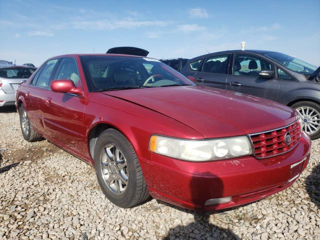 Cadillac salvage cars for sale: 2000 Cadillac Seville ST