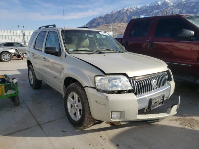 Mercury salvage cars for sale: 2007 Mercury Mariner HE