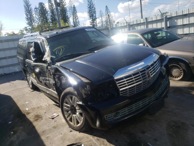 Lincoln salvage cars for sale: 2012 Lincoln Navigator