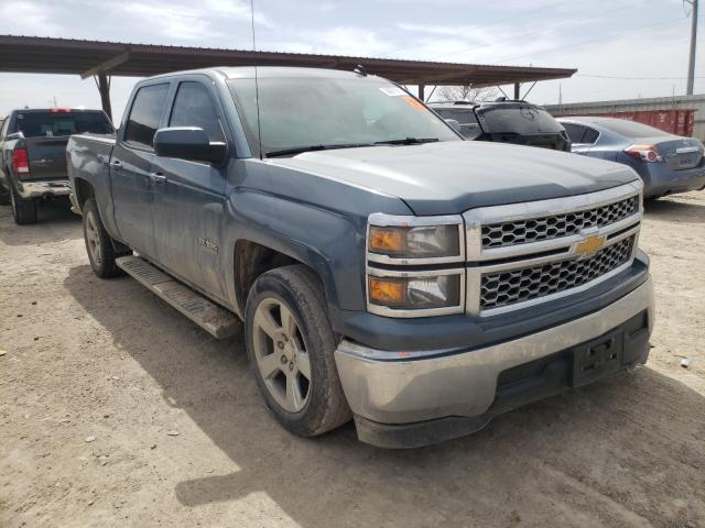 Salvage cars for sale from Copart Temple, TX: 2014 Chevrolet Silverado
