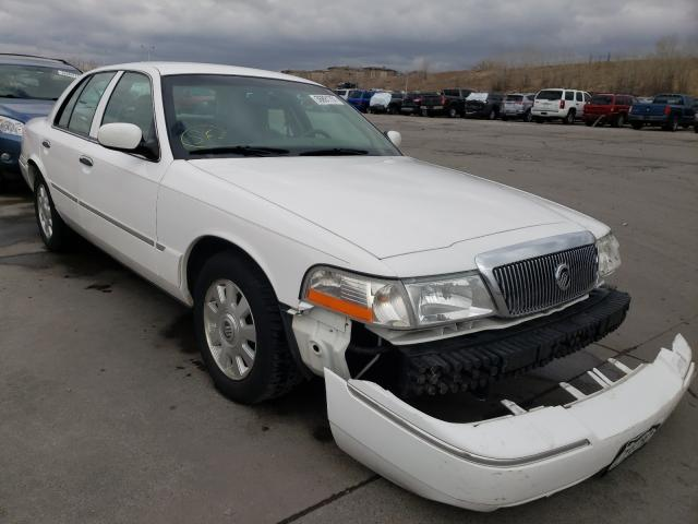 Salvage cars for sale from Copart Littleton, CO: 2003 Mercury Grand Marq