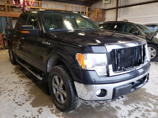 Salvage cars for sale from Copart Sikeston, MO: 2013 Ford F150 Super