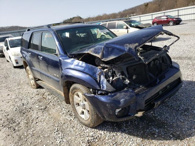 Salvage cars for sale from Copart Prairie Grove, AR: 2007 Toyota 4runner SR