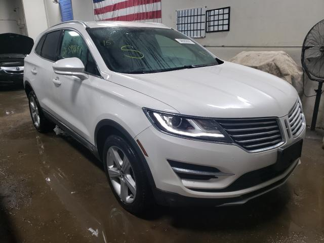 Lincoln Vehiculos salvage en venta: 2017 Lincoln MKC Premium
