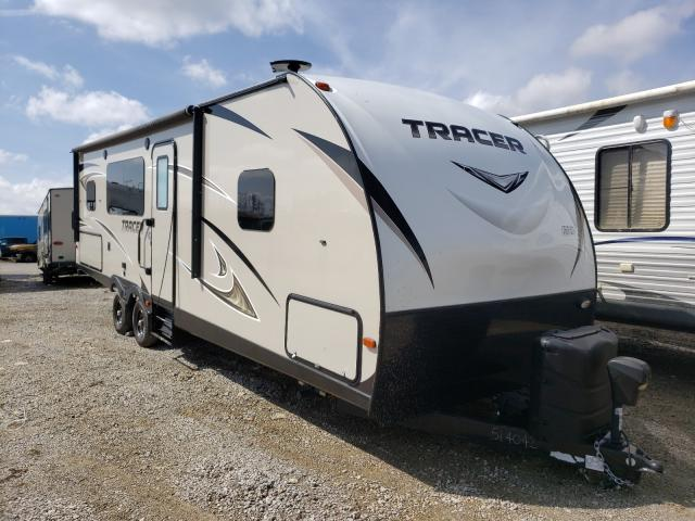 Tracker salvage cars for sale: 2018 Tracker Trailer