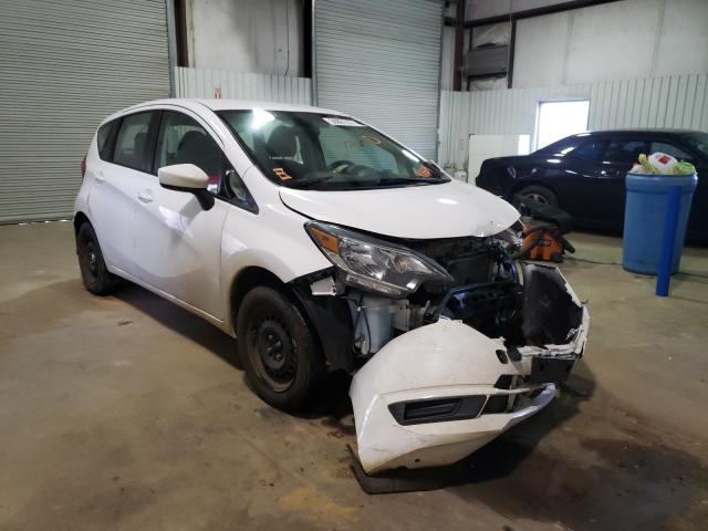 Salvage cars for sale from Copart Lufkin, TX: 2018 Nissan Versa Note