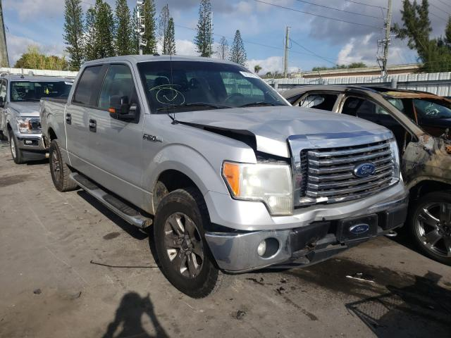 Vehiculos salvage en venta de Copart Miami, FL: 2011 Ford F150 Super