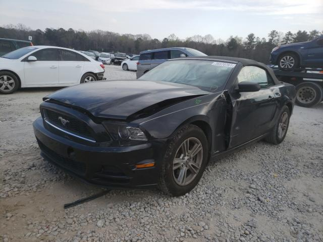 FORD MUSTANG 2014 1
