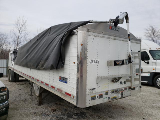 Wilson salvage cars for sale: 2019 Wilson Trailer
