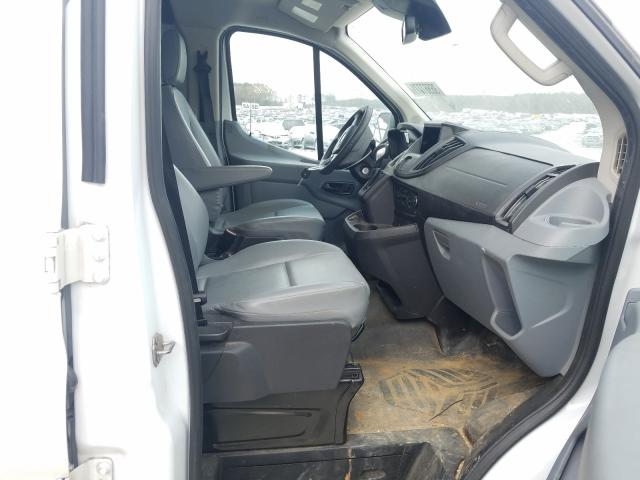 2017 FORD TRANSIT T- - Left Rear View