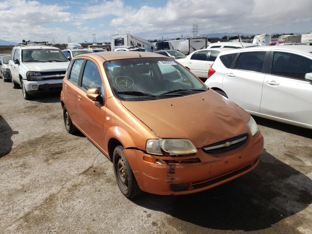 2007 Chevrolet Aveo for sale in Tucson, AZ