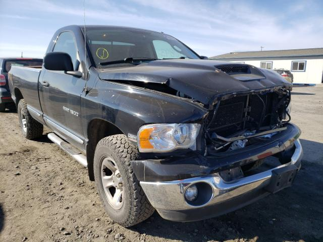 Salvage cars for sale from Copart Airway Heights, WA: 2005 Dodge RAM 1500 S