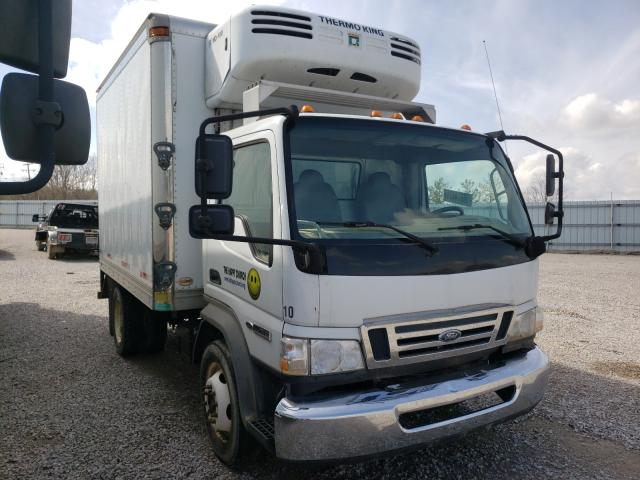 Ford Low Cab FO salvage cars for sale: 2009 Ford Low Cab FO