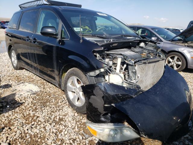 Salvage cars for sale from Copart Magna, UT: 2011 Toyota Sienna