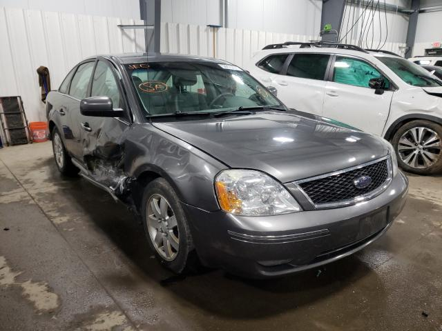 Ford 500 salvage cars for sale: 2006 Ford 500