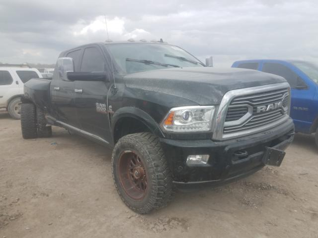 Salvage cars for sale from Copart Temple, TX: 2017 Dodge RAM 3500 Longh