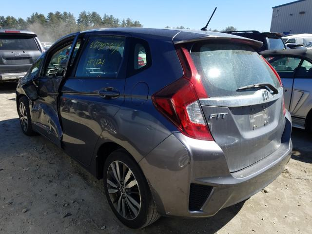 2015 HONDA FIT EX - Right Front View