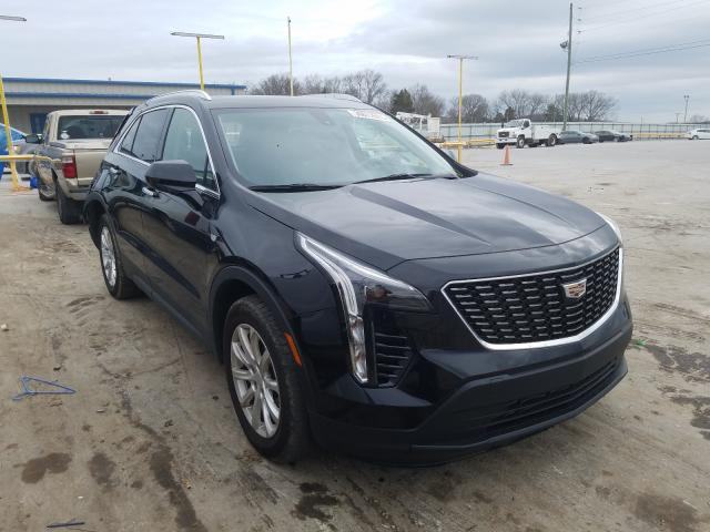 Salvage cars for sale from Copart Lebanon, TN: 2019 Cadillac XT4 Luxury