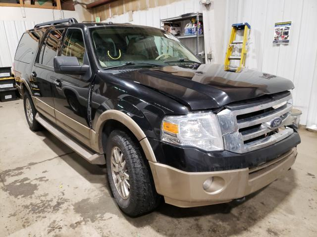 Salvage cars for sale from Copart Anchorage, AK: 2014 Ford Expedition
