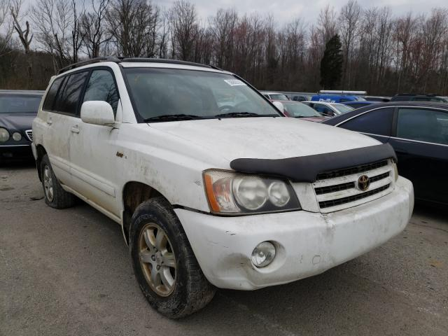 2003 Toyota Highlander for sale in Louisville, KY