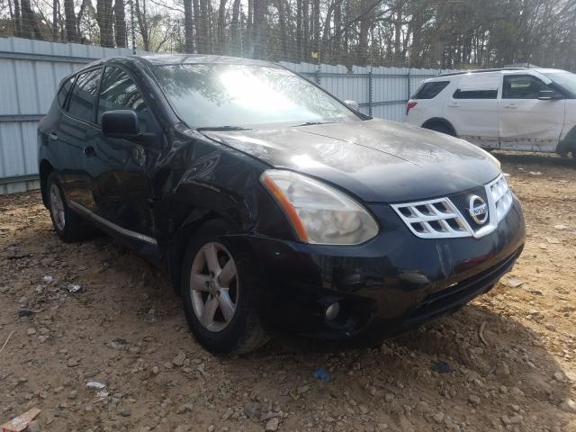 2012 NISSAN ROGUE S JN8AS5MT6CW251708