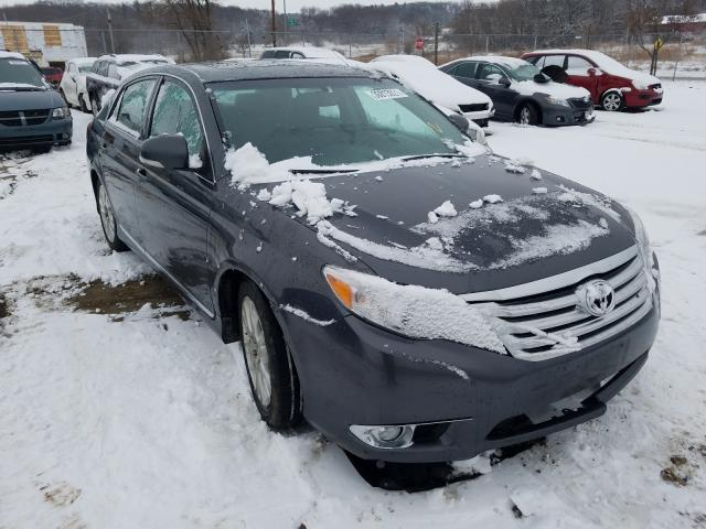 Salvage cars for sale from Copart Madison, WI: 2012 Toyota Avalon Base