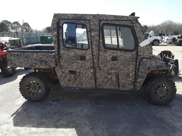 Salvage motorcycles for sale at Conway, AR auction: 2010 Polaris Ranger 800