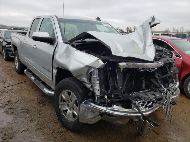 Salvage cars for sale from Copart Bridgeton, MO: 2015 Chevrolet Silverado