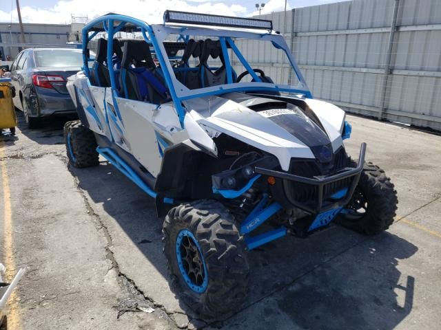 Salvage cars for sale from Copart Wilmington, CA: 2016 Can-Am Maverick M