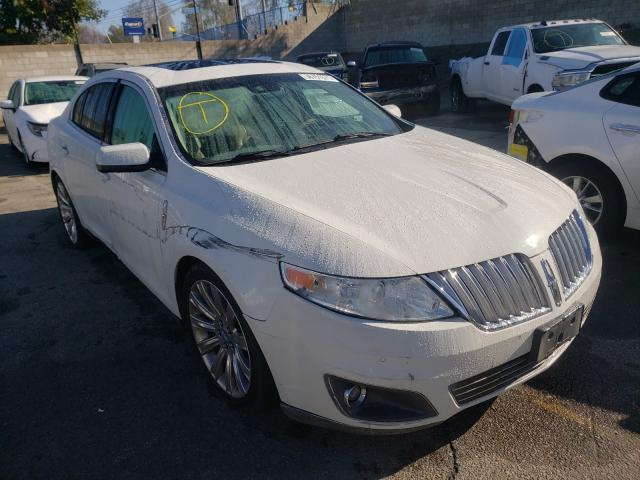 Salvage cars for sale from Copart Colton, CA: 2009 Lincoln MKS