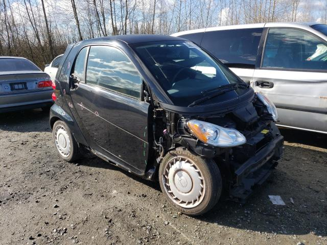 Smart Vehiculos salvage en venta: 2015 Smart Fortwo PUR