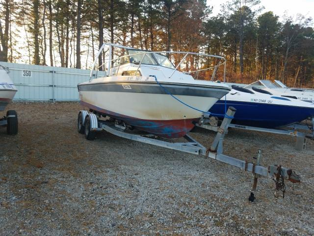 Salvage cars for sale from Copart Brookhaven, NY: 1987 Boat Other