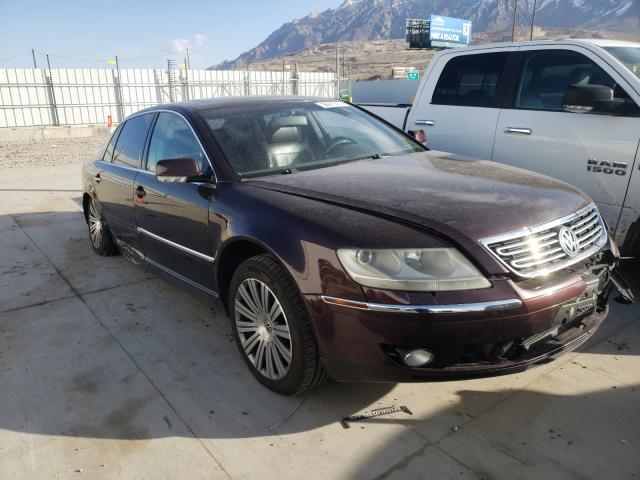 Salvage cars for sale from Copart Farr West, UT: 2005 Volkswagen Phaeton 4