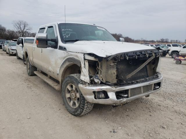 Salvage cars for sale from Copart Des Moines, IA: 2011 Ford F250 Super