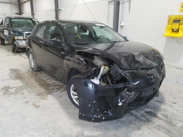 Mazda 3 salvage cars for sale: 2012 Mazda 3